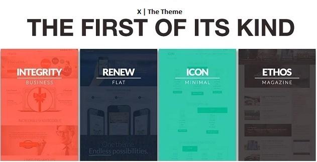 X theme by themeco premium wordpress theme review 2019