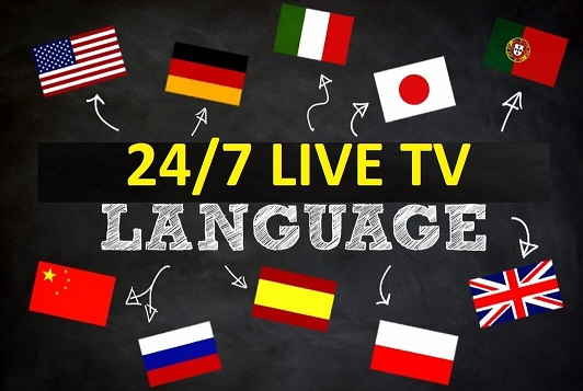 Learn Spanish and English Online with Live TV shows and Podcasts