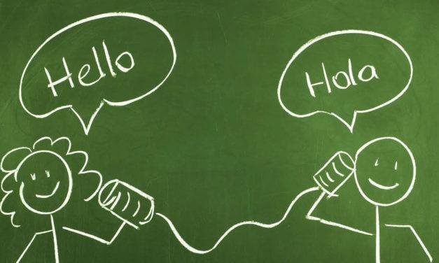 Online English/Spanish Language Exchange