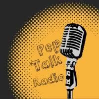 Pep Talk Radio - Inspire and be inspired! Social Media - Square Logo