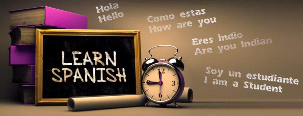 Agenda for online Spanish events