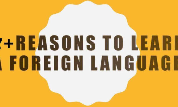 7 Reasons Why You Should Learn a Language in 2020