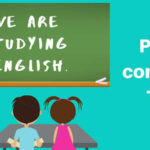 Present Continuous Tense (Simplified)